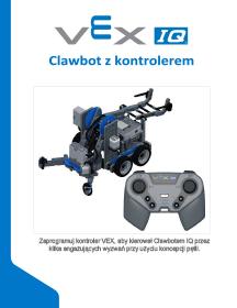 Clawbot z kontrolerem